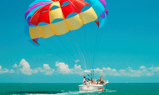 Parasailing Flights In Kuta Utara