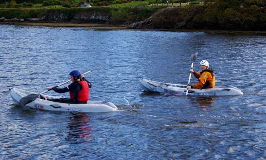Rent A Single Kayak On Kenmare Bay, Ireland