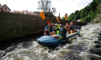 Rafting Trips in Vyšší Brod