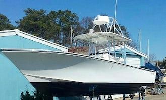 Charter Luxury Fishing Boat in Howard Beach, New York