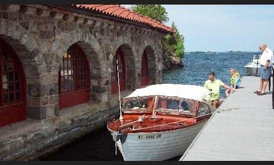 26' Cris Craft Boat In Alexandria