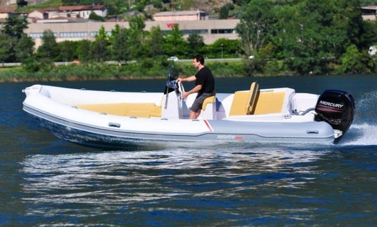 21' Predator 650 Ts Inflatable Boat  In Saint-florent