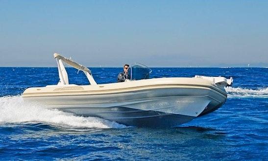 25' Capelli Tempest 770 Powerboat In Saint-florent