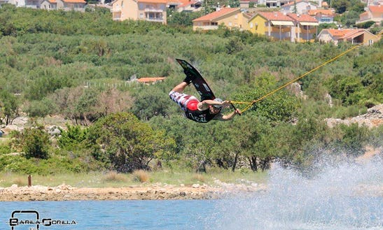 Wakeboard Rental And Lessons In Kornić