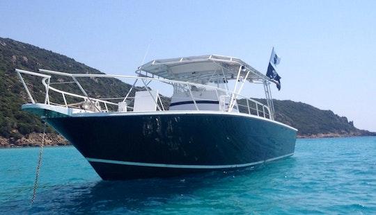 Sea Boat Trips In Ajaccio