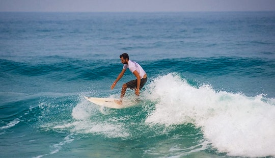 Surfing Lessons In Tambon Choeng Thale