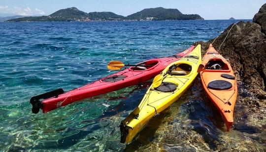 Kayaking Trips In Dubrovnik