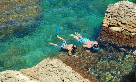 An Amazing Snorkeling Tour In Hejmady, India With Kiran