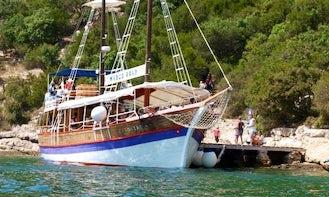 Duzac Wind Jamer Sailing Trips in Poreč