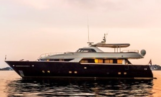 Power Mega Yacht Rental In Saint-laurent-du-var
