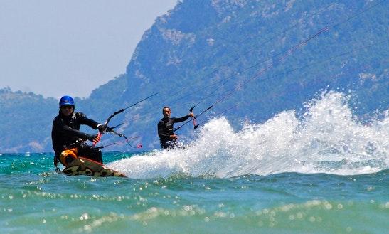 Kitesurfing Lessons In Muro Illes Balears