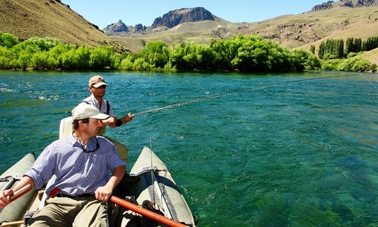 Daily Guided Fishing Trips In Argentina