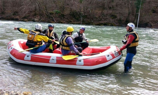 White Water Rafting Trips In Gaiola