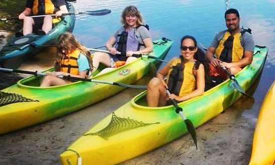 Rtm Brio 12.75 Tandem Kayak Rental & Tours In Kissimmee, Florida