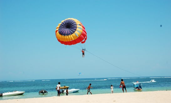 Book The Best Parasailing In Kuta Selatan, Indonesia