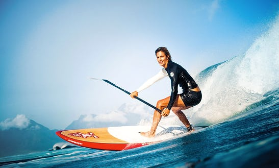 Paddleboard Rental & Surf In Tarifa, Spain