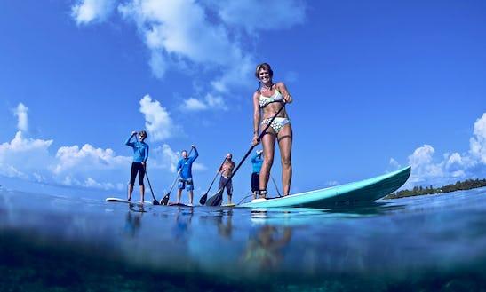 Paddleboard & Surf Rental & Courses In Corralejo, Spain