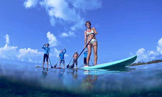 Paddleboard & Surf Rental & Courses In Corralejo, Spain
