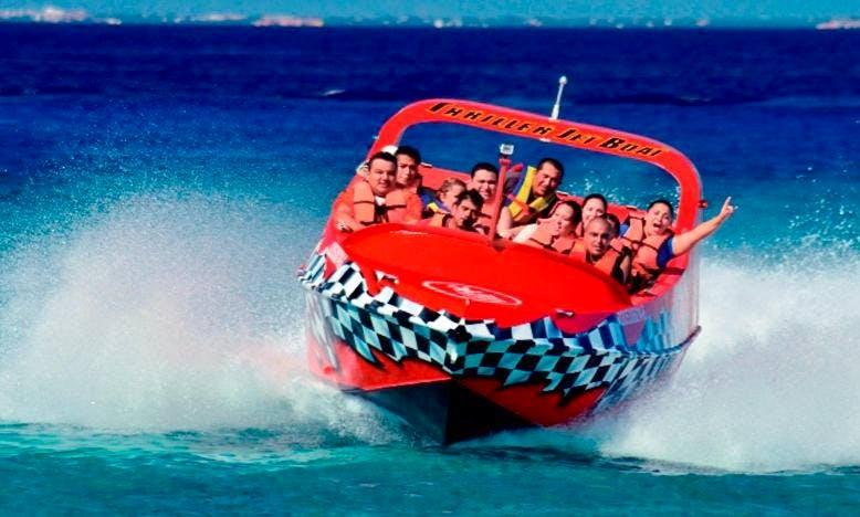 Jet Boat Tour In Ragusa