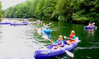 A Fun Canoeing Trip for Adventurous Groups in Asturias, Spain