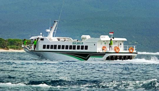 'eka Jaya' Boat City Tour In Kuta Selatan