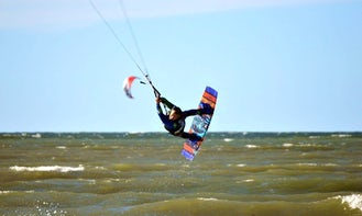 Kiteboarding Tour and Courses in Oulu
