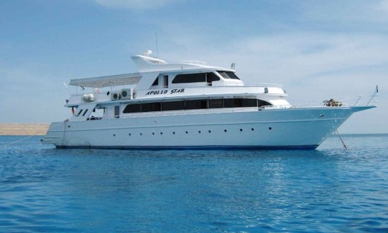 Diving Safari Boat M/y Apollo Star In As Sahel Cairo