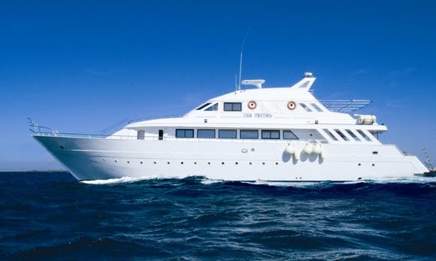 M/Y Sea Friend Diving safari Boat  in As Sahel