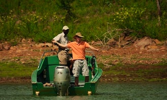 Tiger Fishing Excursion In South Africa