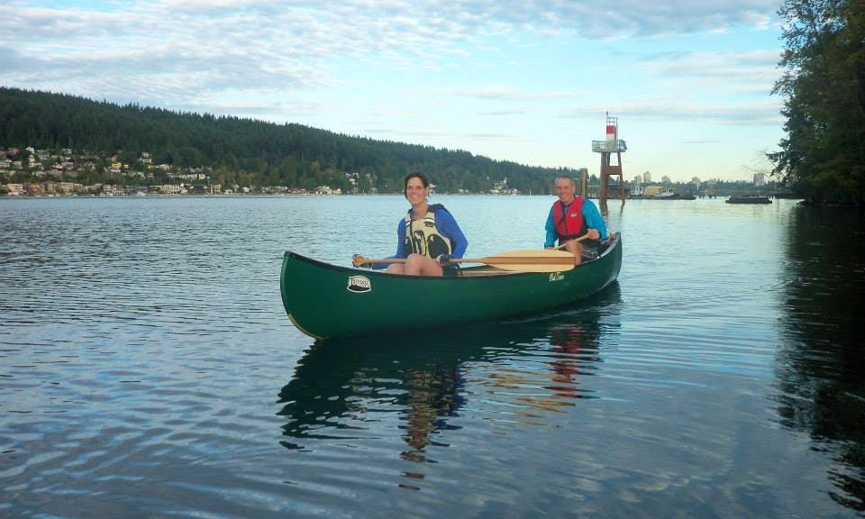 Canoeing Rental & Trip in Port Moody