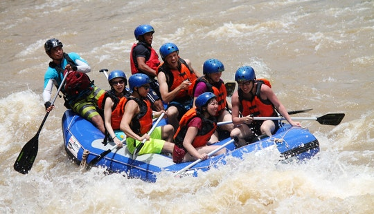 Raft In Kota Kinabalu