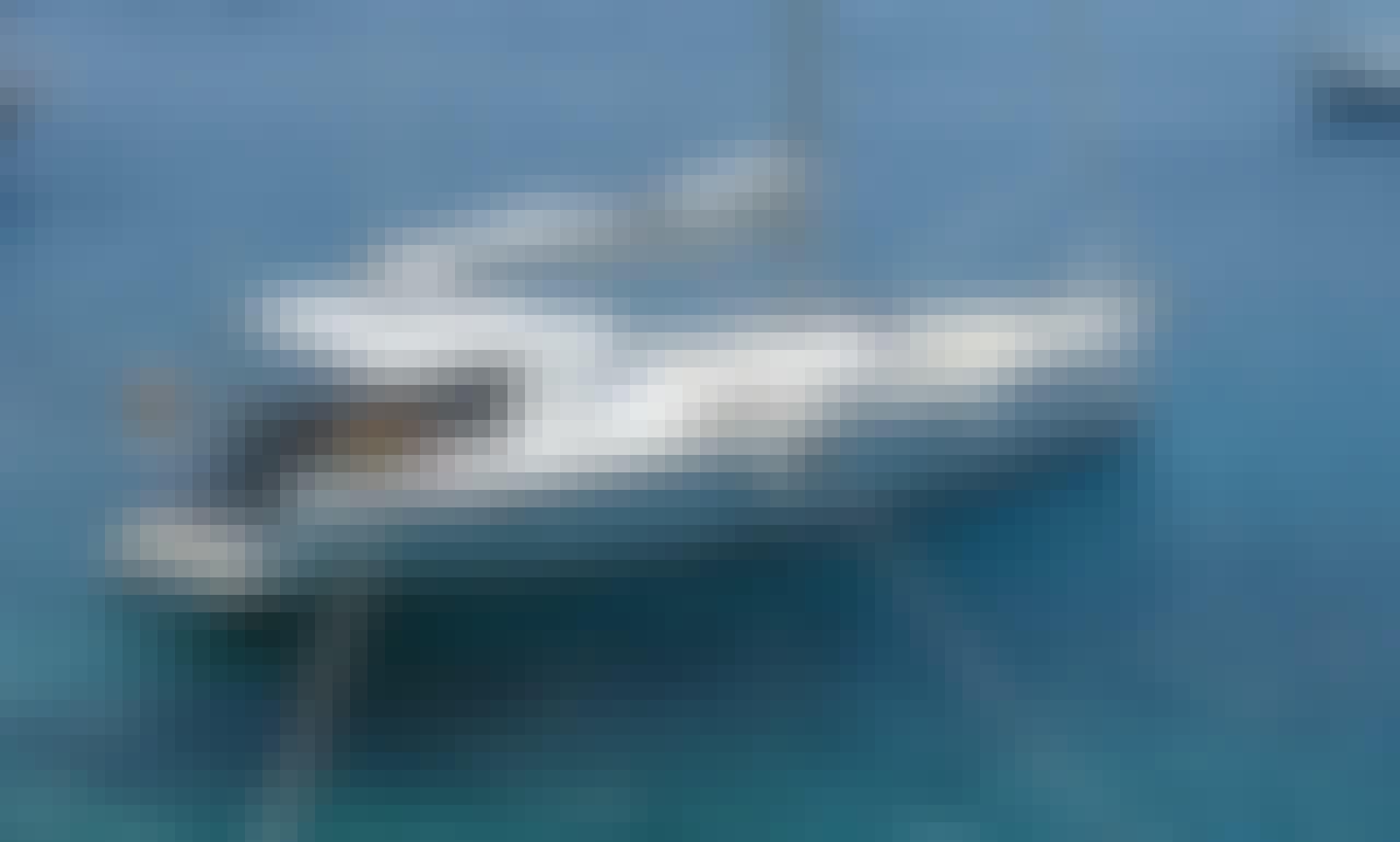 Hanse 495 Sailing Yacht Charter In Lefkada