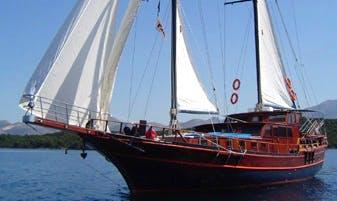 Gulet Rental in Rijeka - Croatia