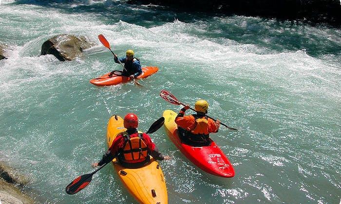 Kayak Rental & Trips in Gemeinde Haiming, Austria