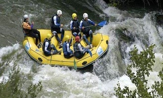 Rafting in Las Rozas de Valdearroyo