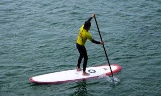 Stand Up Paddleboard Rental In Las Rozas de Valdearroyo