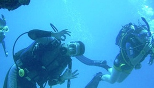 Scuba Lessons In Muscat