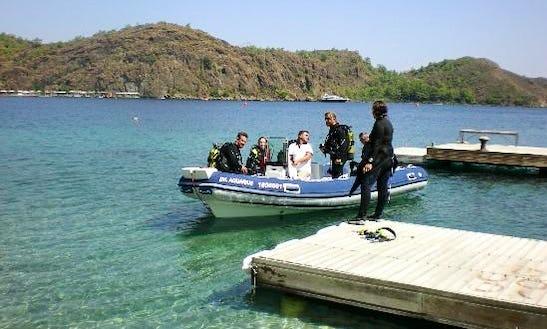Divingtrips In Turkey