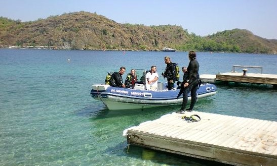 Divingtrips In Turkey