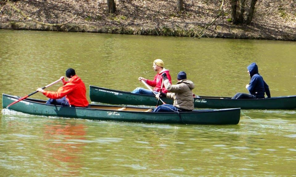 Canoe Trips in Zagreb
