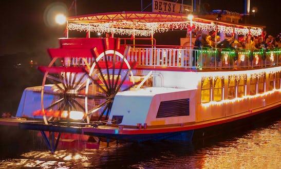 Passenger Boat Rental In Panama City