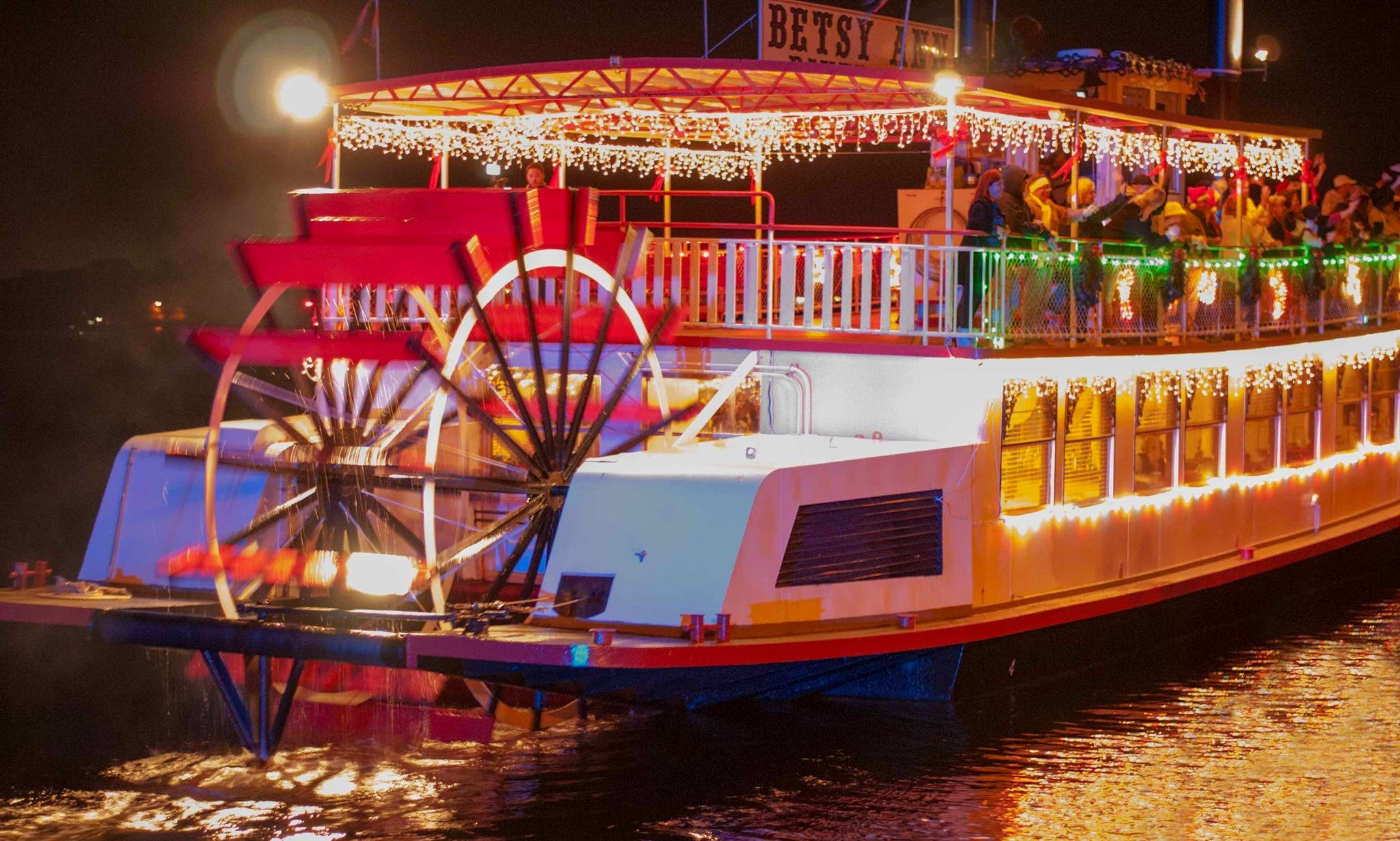 Riverboat Adventure In Panama City