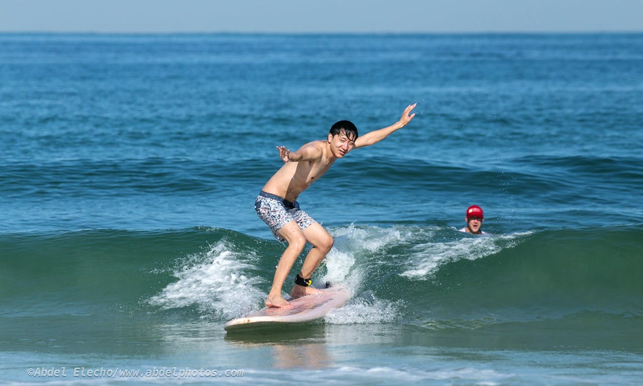 Surfing Lessons in Muscat