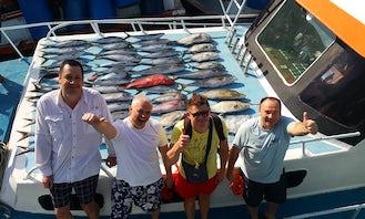 Best Fishing Charter in Phuket