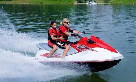 10' Yamaha Waverunner Jet Ski Rental In Jersey Shore Seaside Heights, New Jersey United States