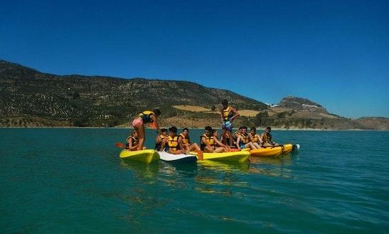 Kayak Rental & Trips In Ronda, Spain