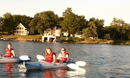 Best Tandem Kayak Rental In Orleans, New York