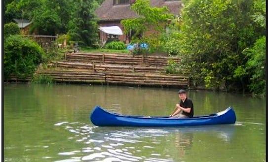 Canoe Hire In Odiham