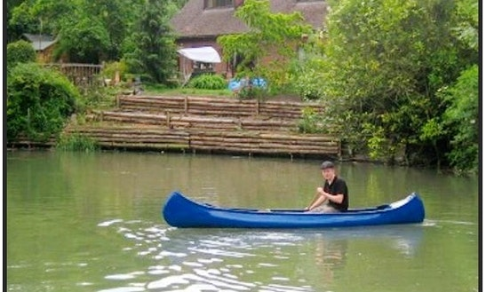 Canoe Hire In Odiham