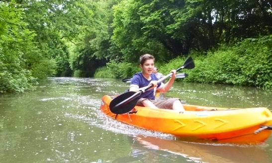 Hire Single Kayak In Odiham